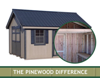 pinewood difference